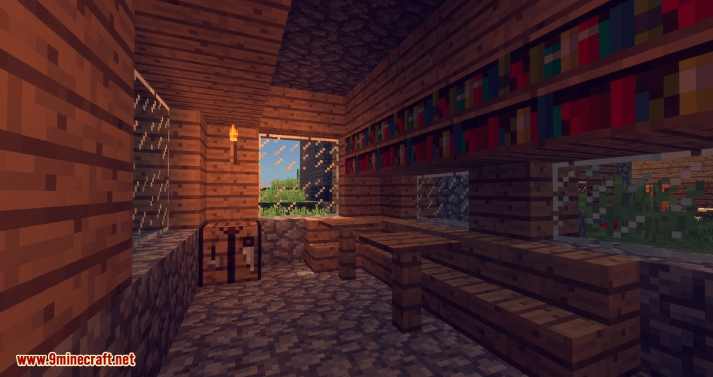 Improved Villagers mod for minecraft 09