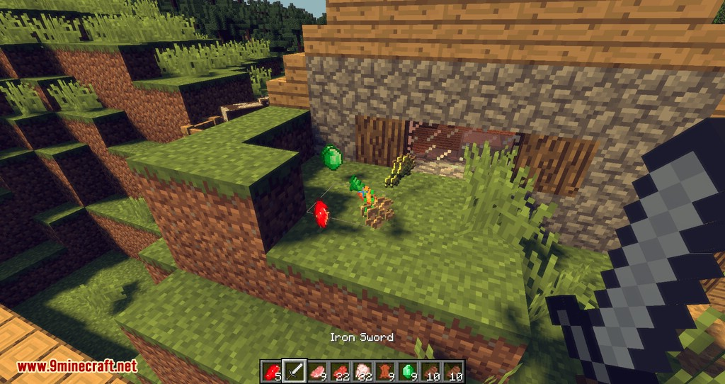 Improved Villagers mod for minecraft 11