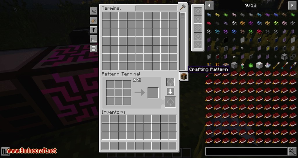 Just Enough Energistics mod for minecraft 01