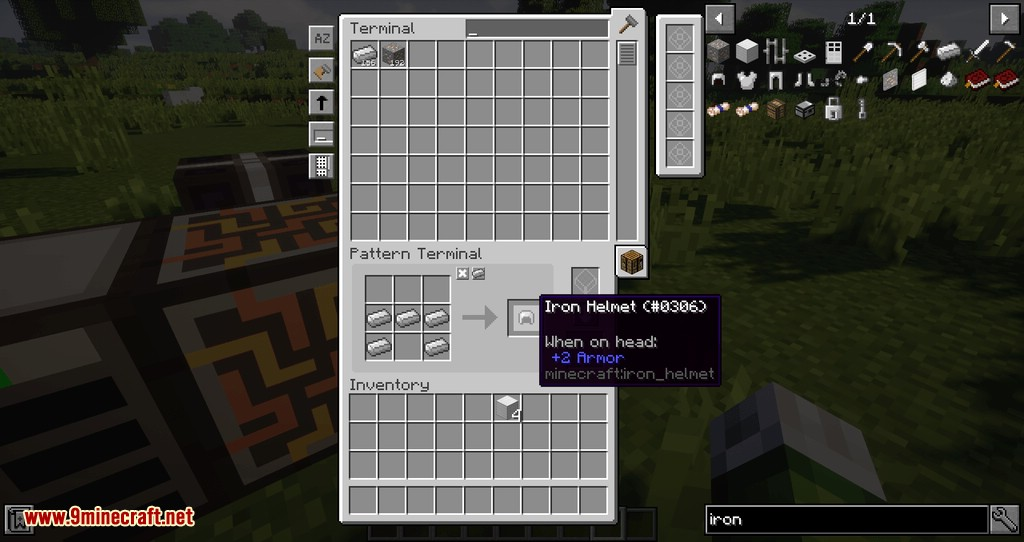 Just Enough Energistics mod for minecraft 09