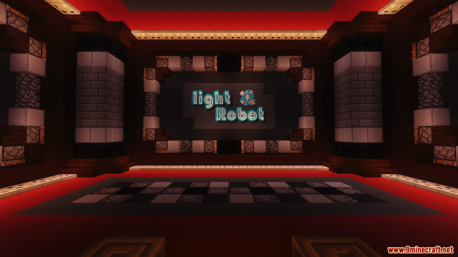 Light Robot Map Screenshots 1