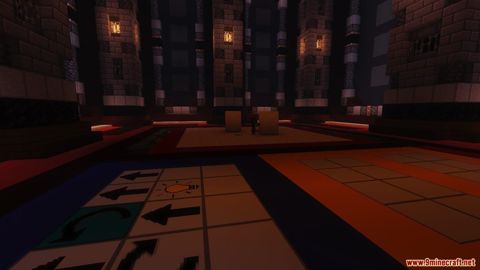 Light Robot Map Screenshots 5