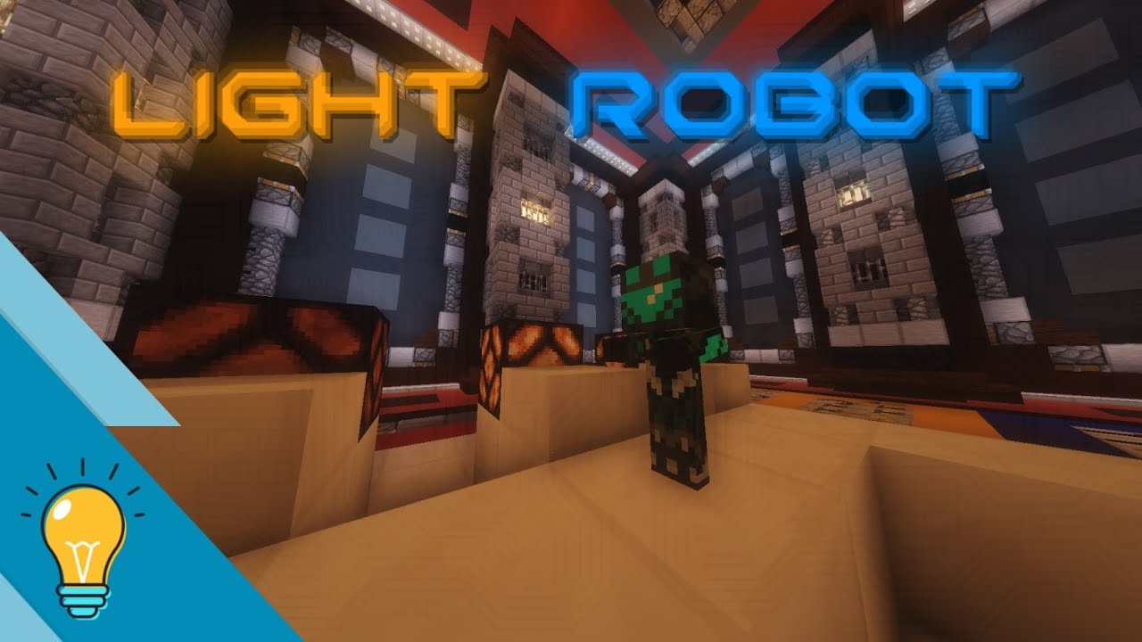 Light Robot Map Thumbnail