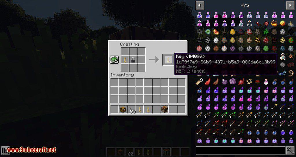Locks mod for minecraft 08