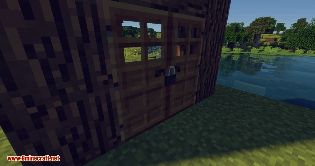 Locks mod for minecraft 09