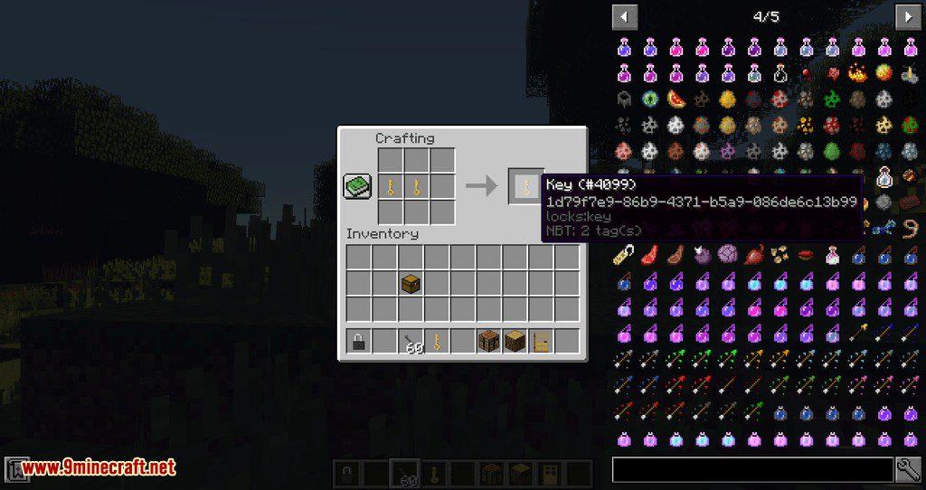 Locks mod for minecraft 11