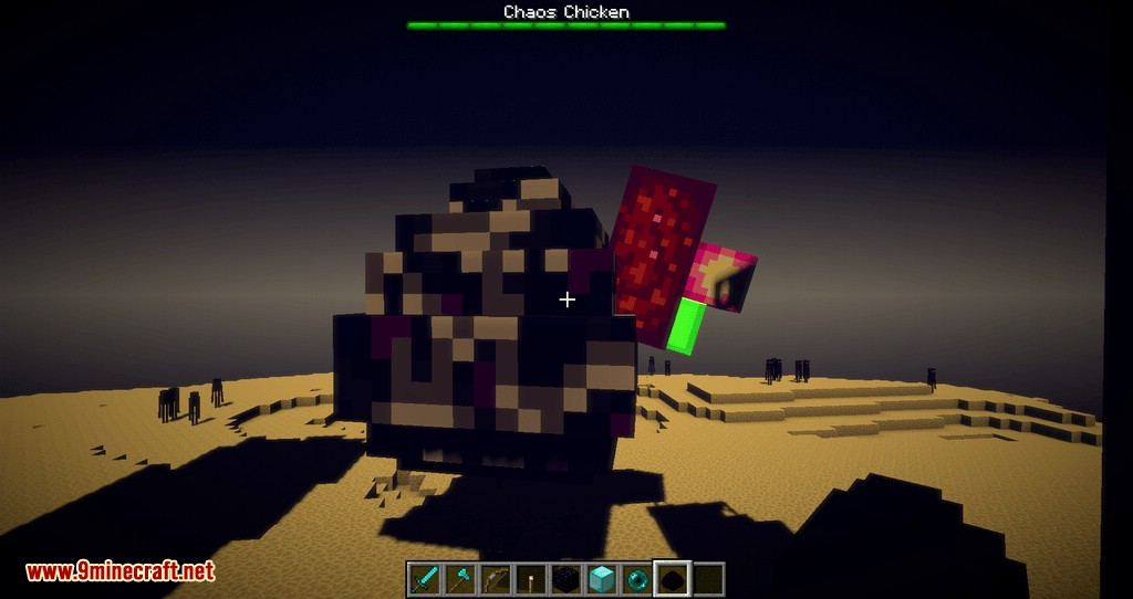 Mighty Ender Chicken mod for minecraft 12