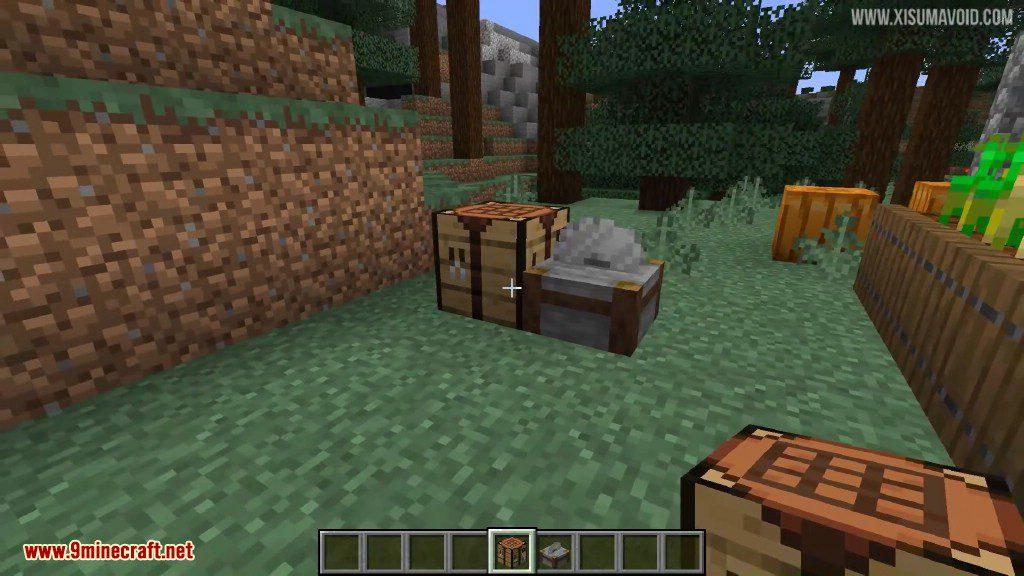 Minecraft 1.14 Snapshot 19w04a Screenshots 1