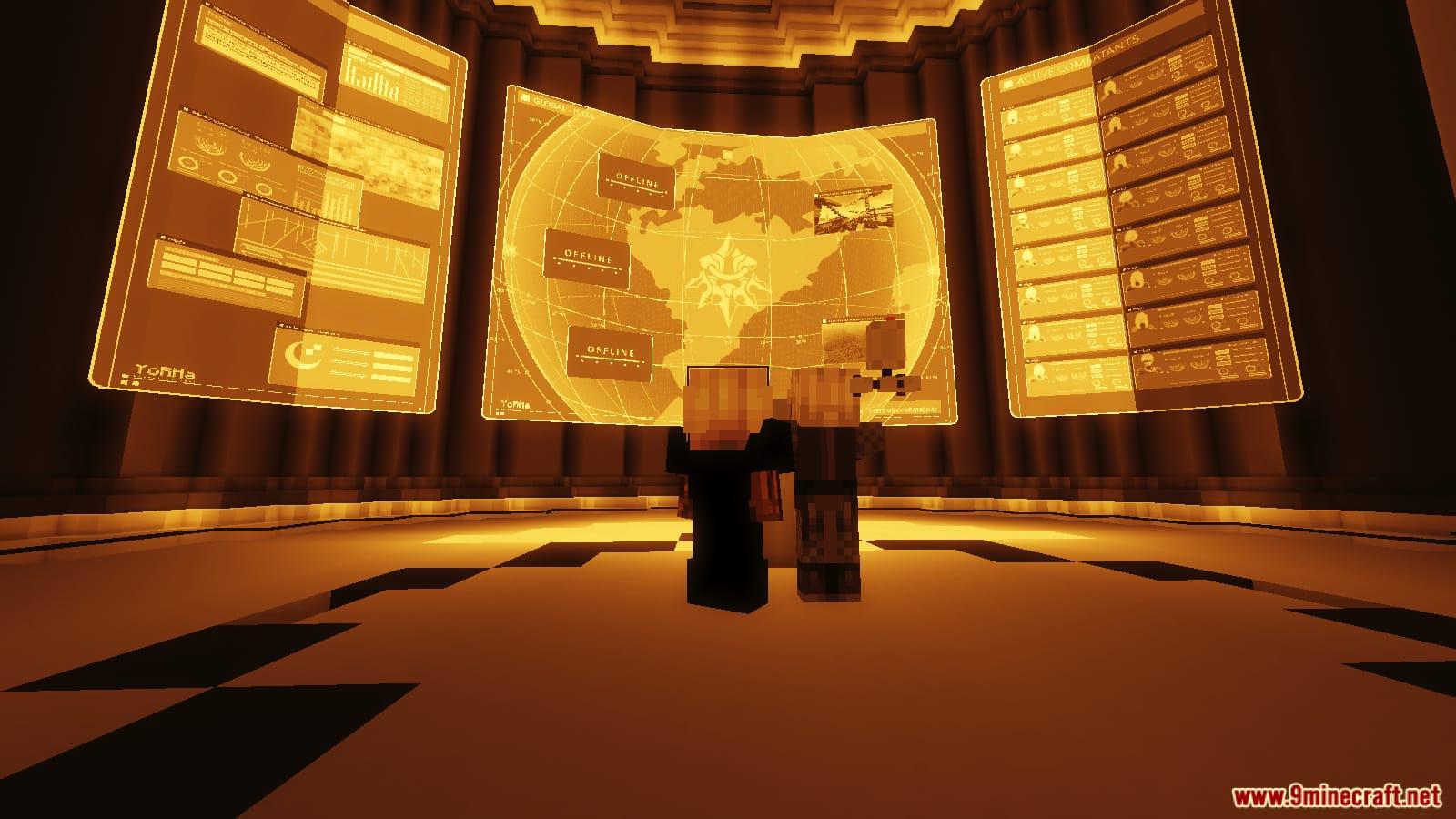 NieR: Minecraftia Map Screenshots 10