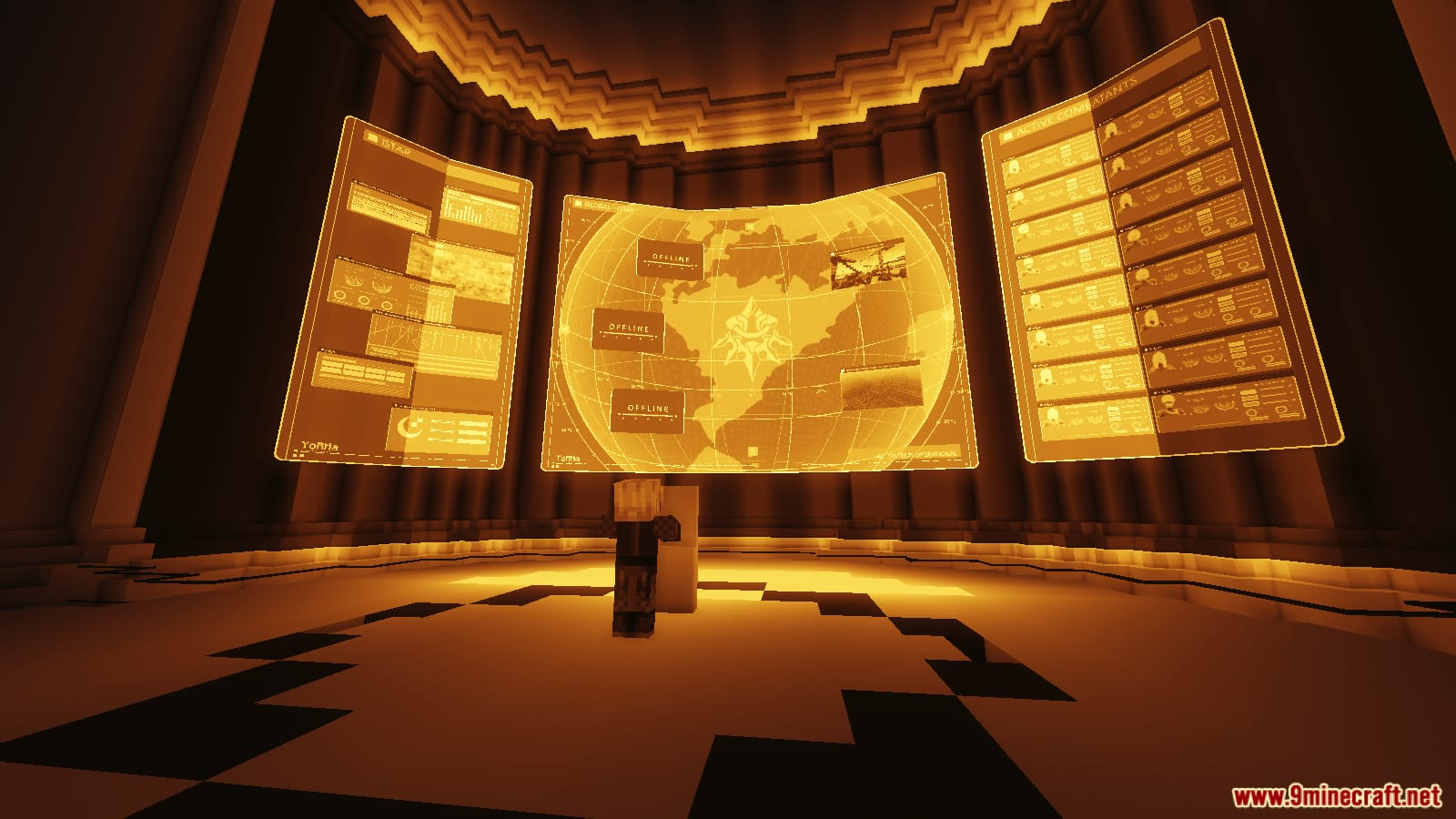 NieR: Minecraftia Map Screenshots 12