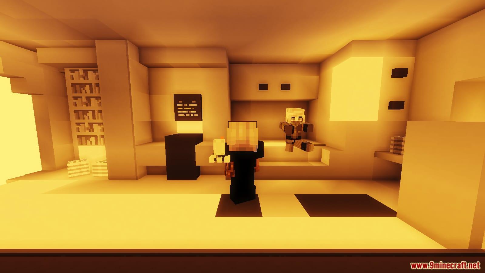 NieR: Minecraftia Map Screenshots 8