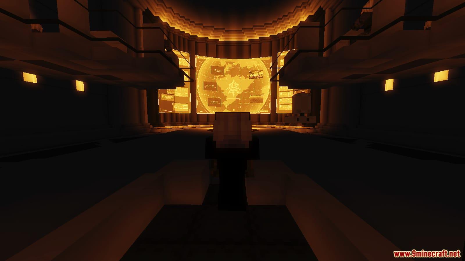 NieR: Minecraftia Map Screenshots 9