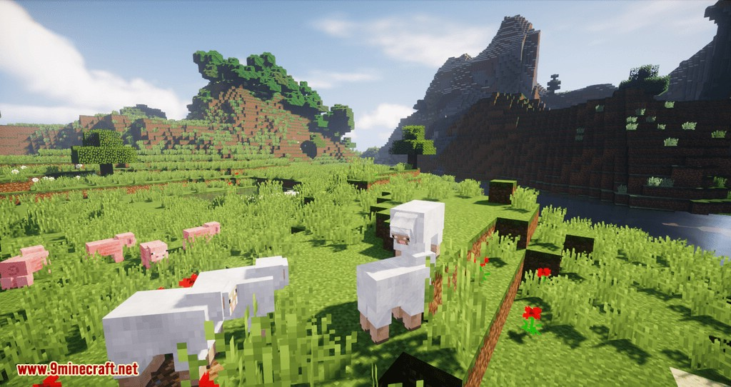 No Poles mod for minecraft 03