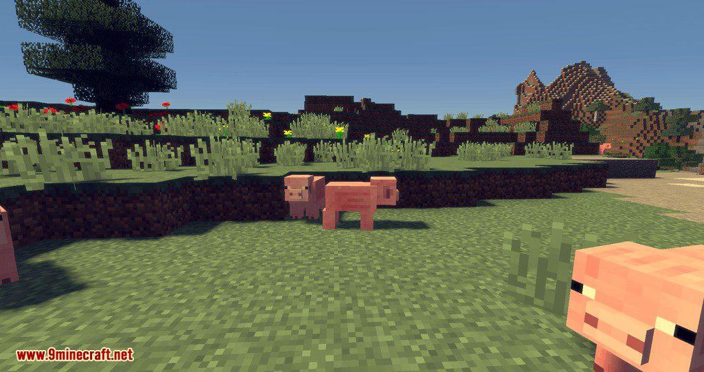 Non Update mod for minecraft 09