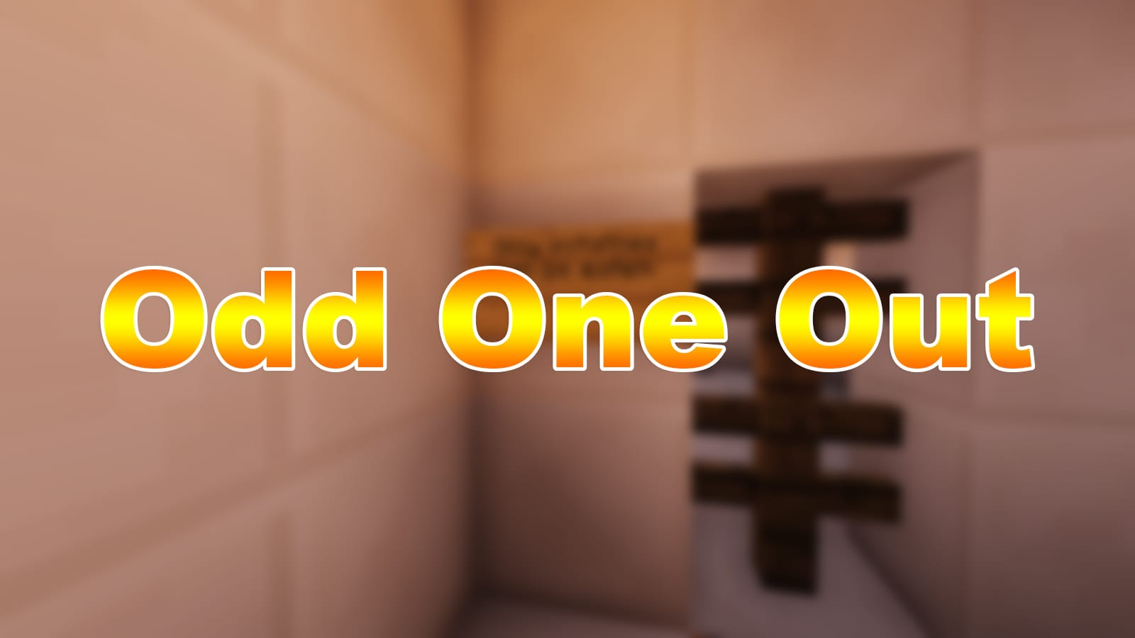 Odd One Out Map Thumbnail