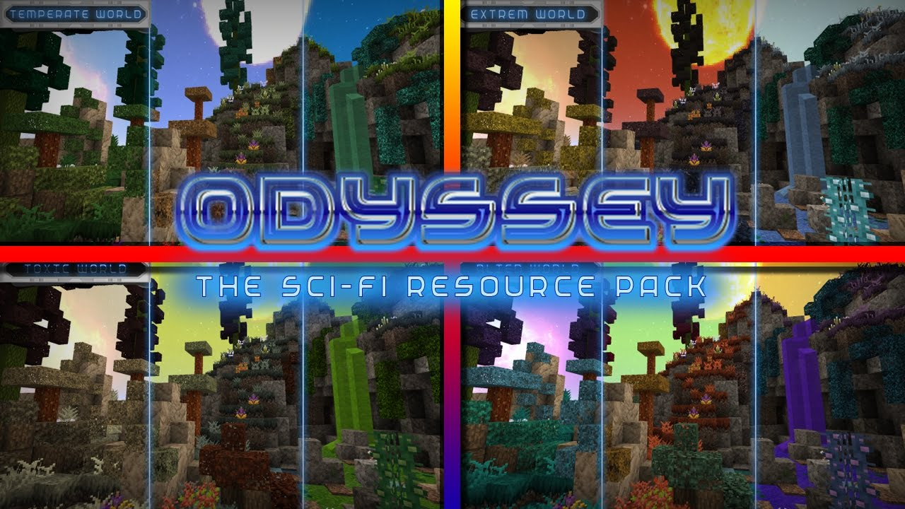 Odyssey Resource Pack
