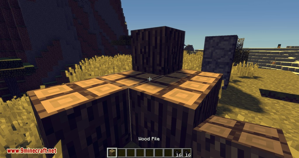 Patchwork mod for minecraft 08