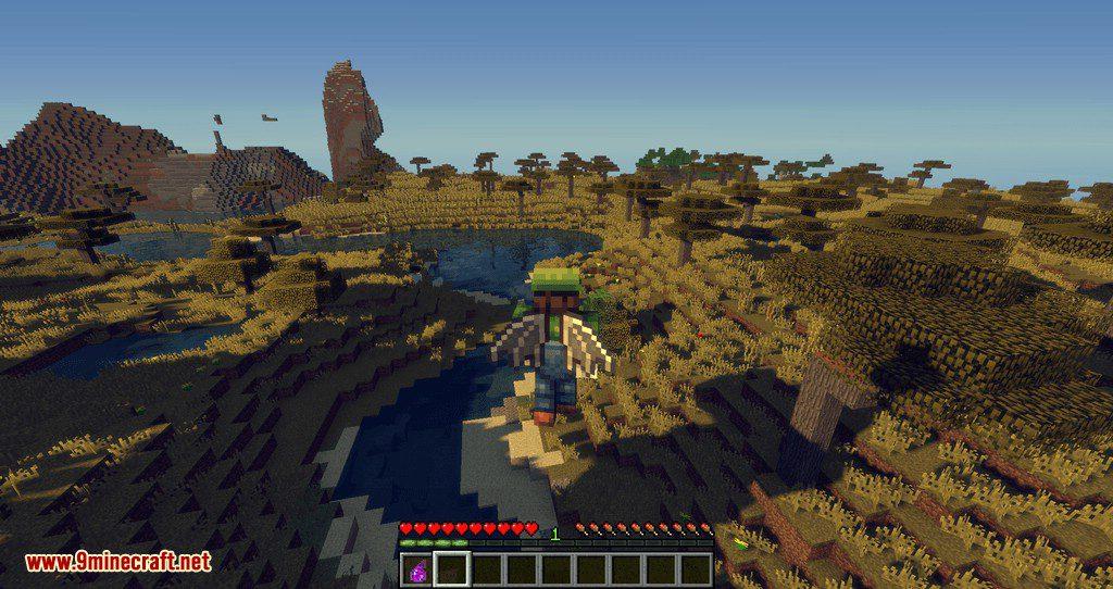 Patchwork mod for minecraft 11