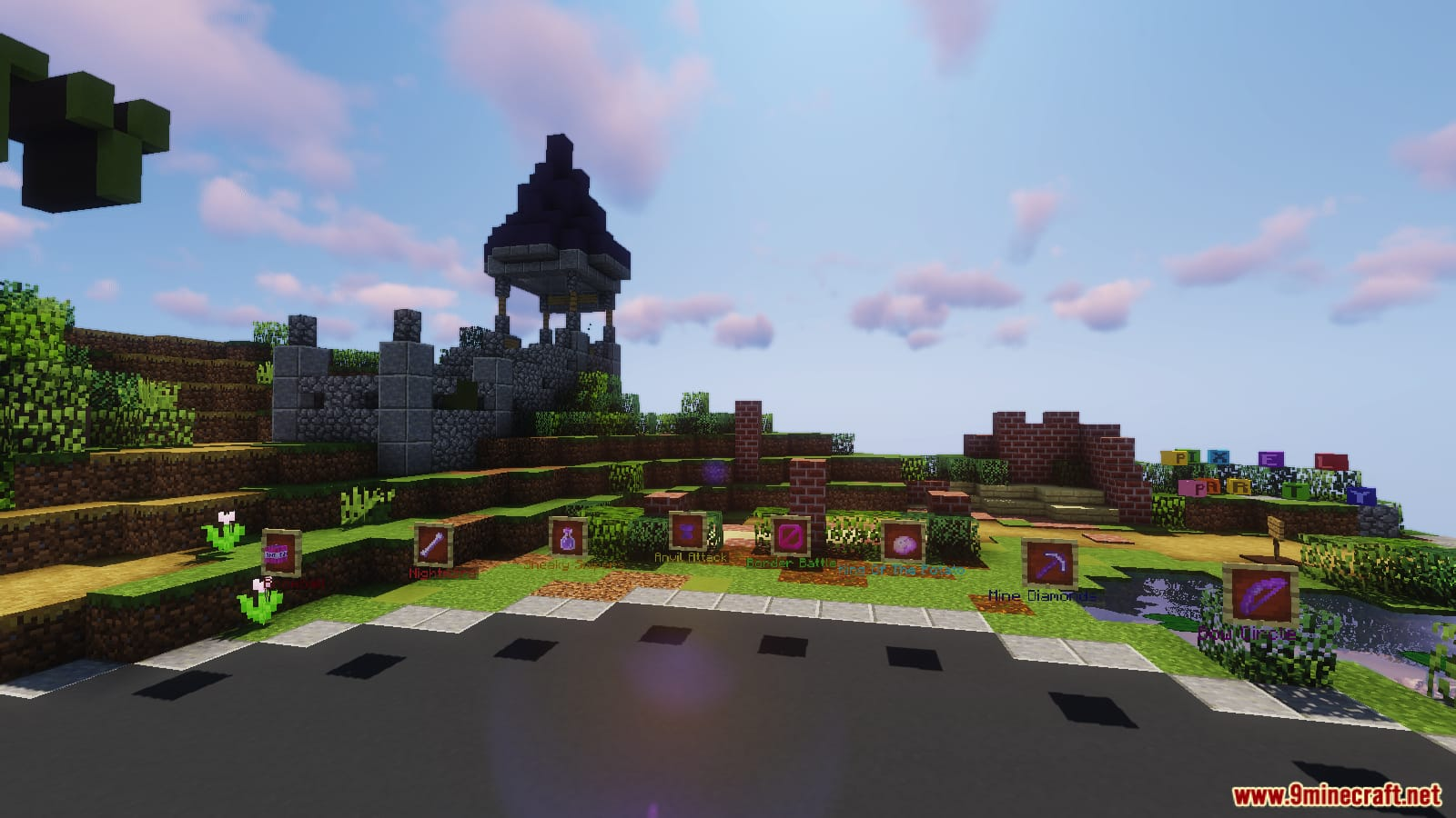 Pixel Party Map Screenshots 1