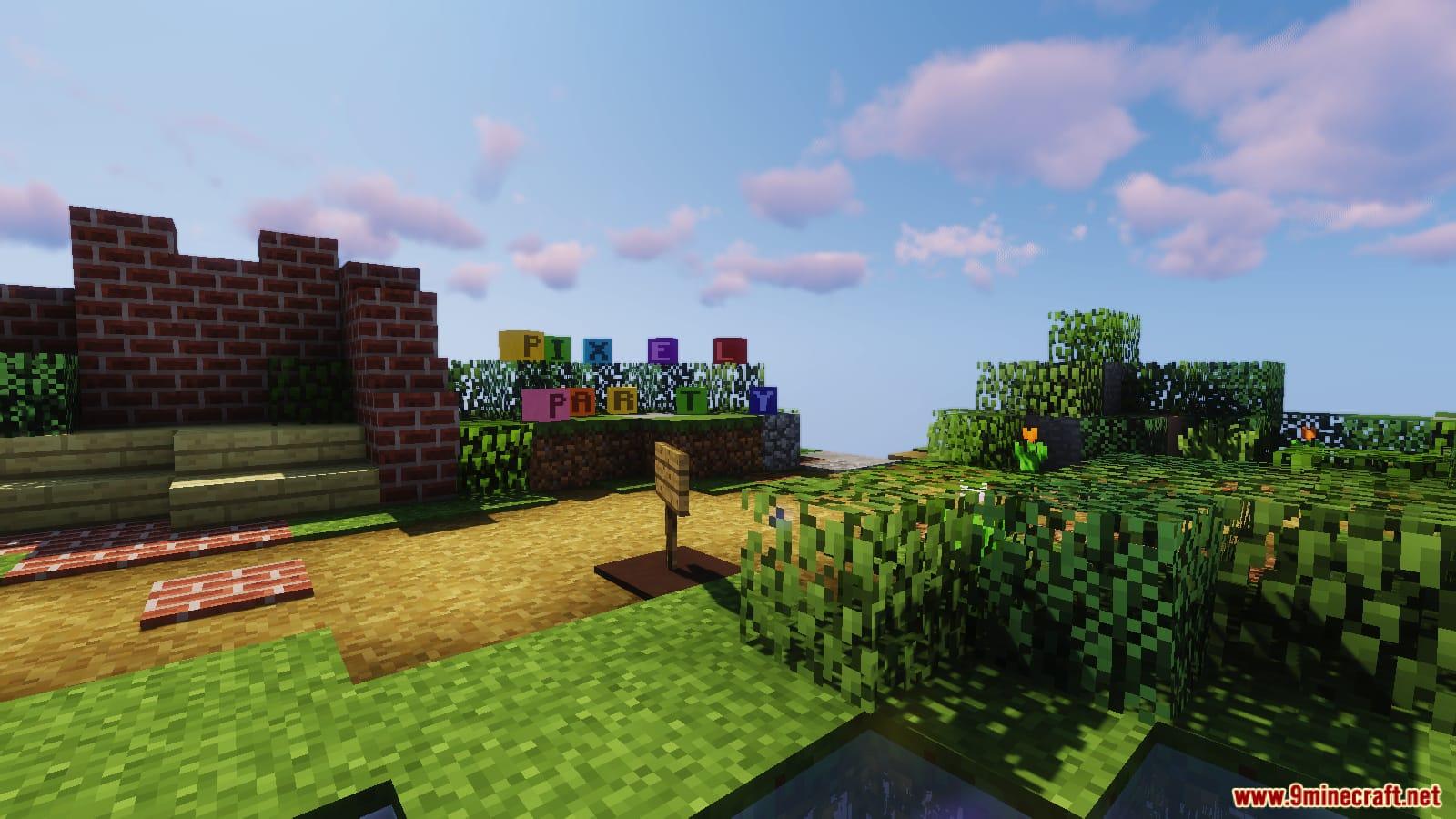 Pixel Party Map Screenshots 2