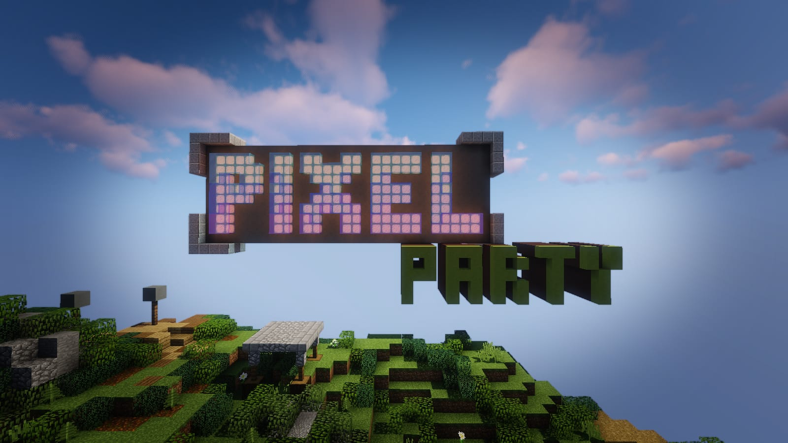 Pixel Party Map Thumbnail