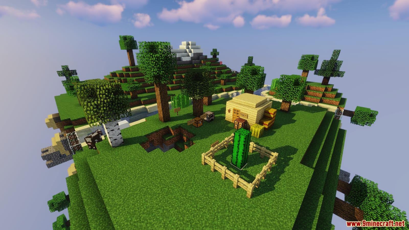 Planet Earth Survival Map Screenshots 3