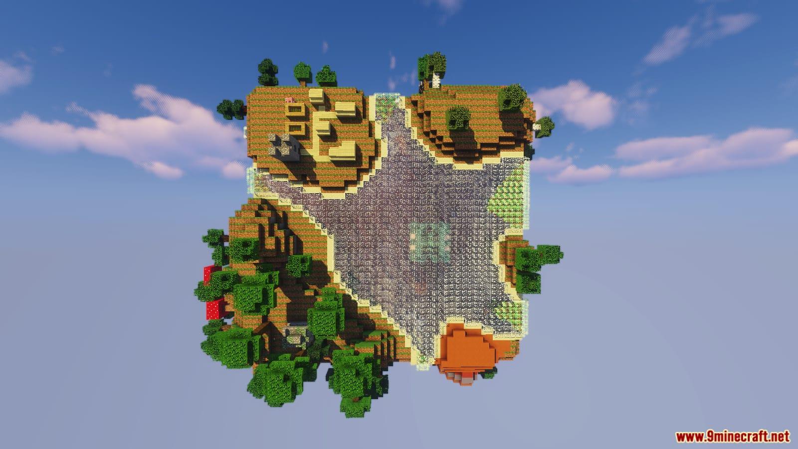 Planet Earth Survival Map Screenshots 4