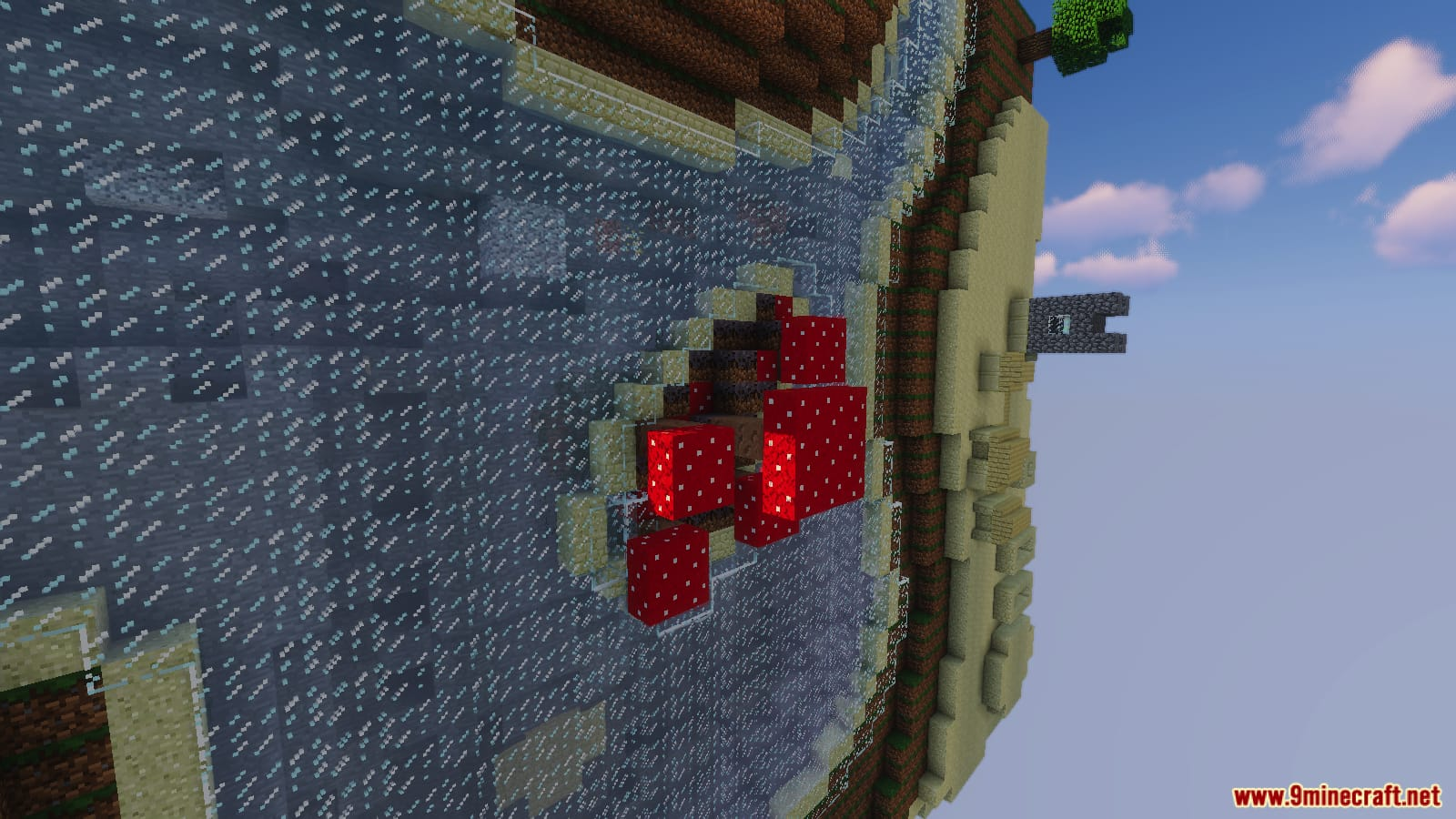 Planet Earth Survival Map Screenshots 5