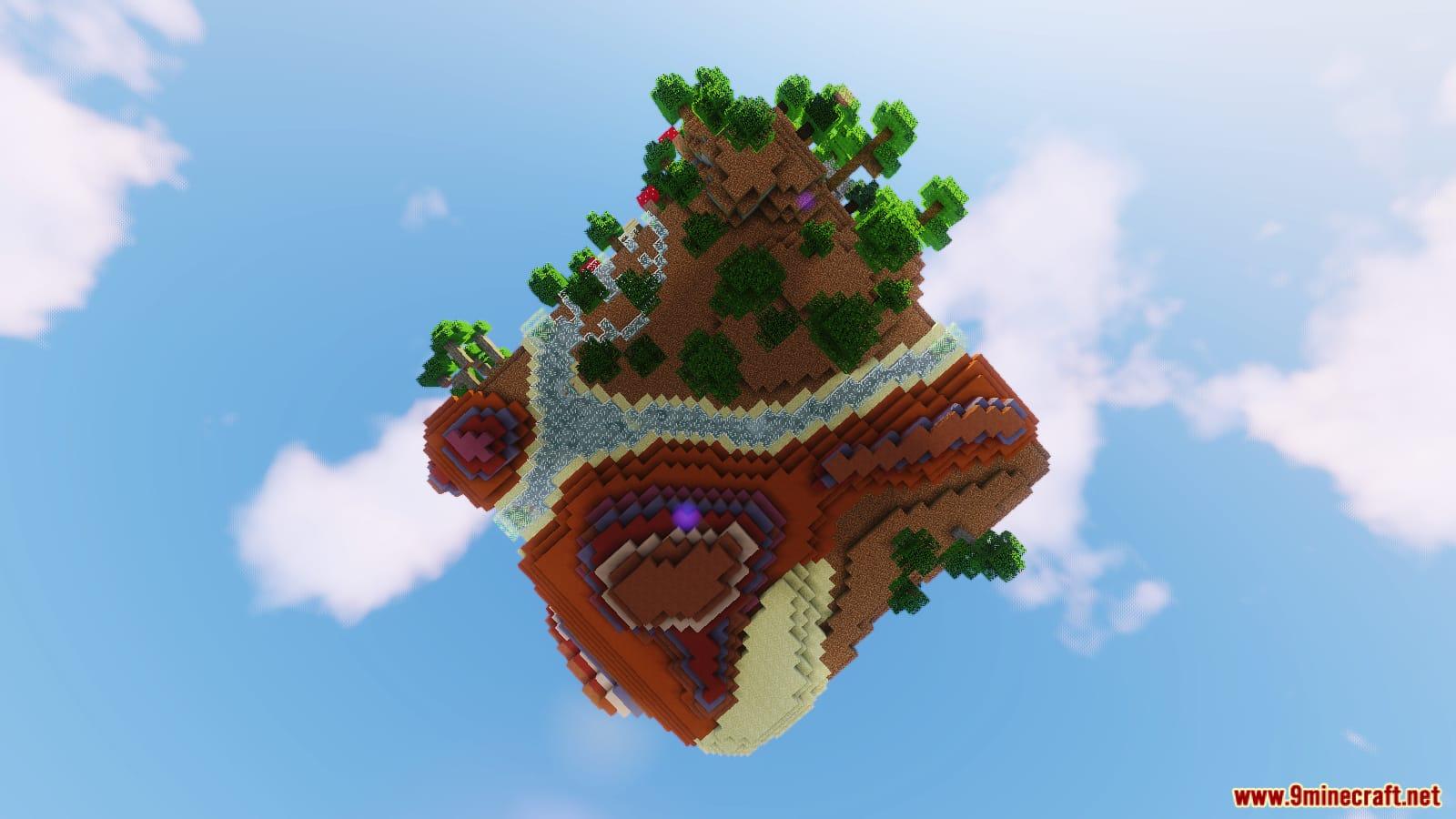 Planet Earth Survival Map Screenshots 9