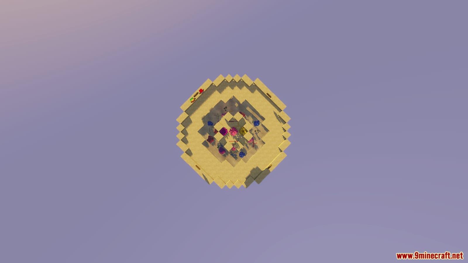 Pufferfish Boss Battle Map Screenshots 1