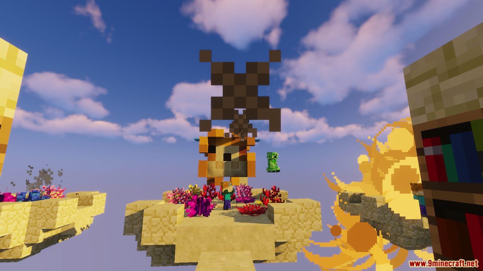 Pufferfish Boss Battle Map Screenshots 10