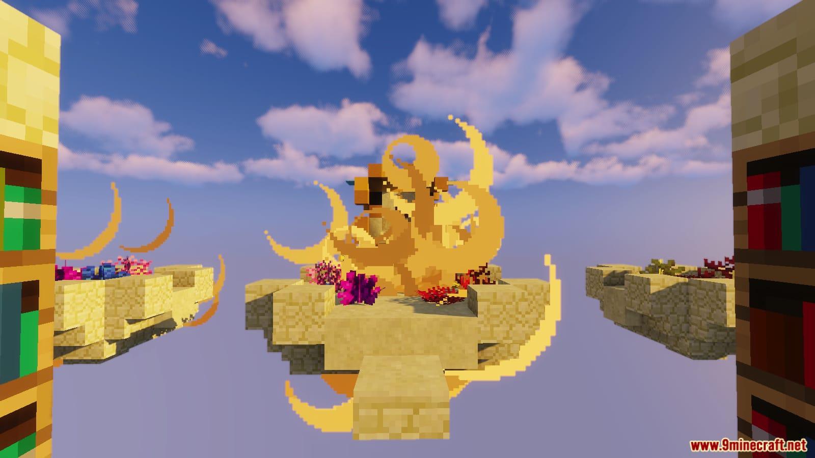 Pufferfish Boss Battle Map Screenshots 11