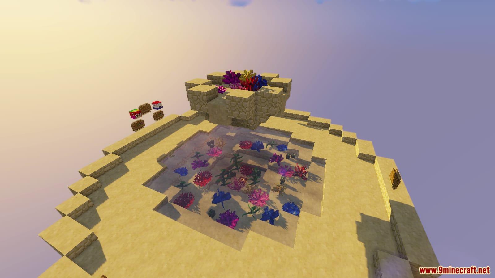 Pufferfish Boss Battle Map Screenshots 2