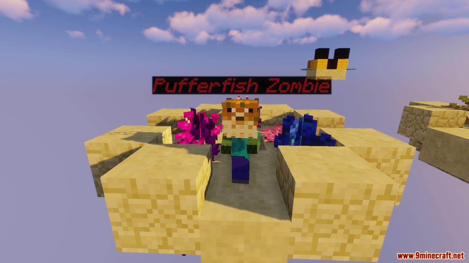 Pufferfish Boss Battle Map Screenshots 3