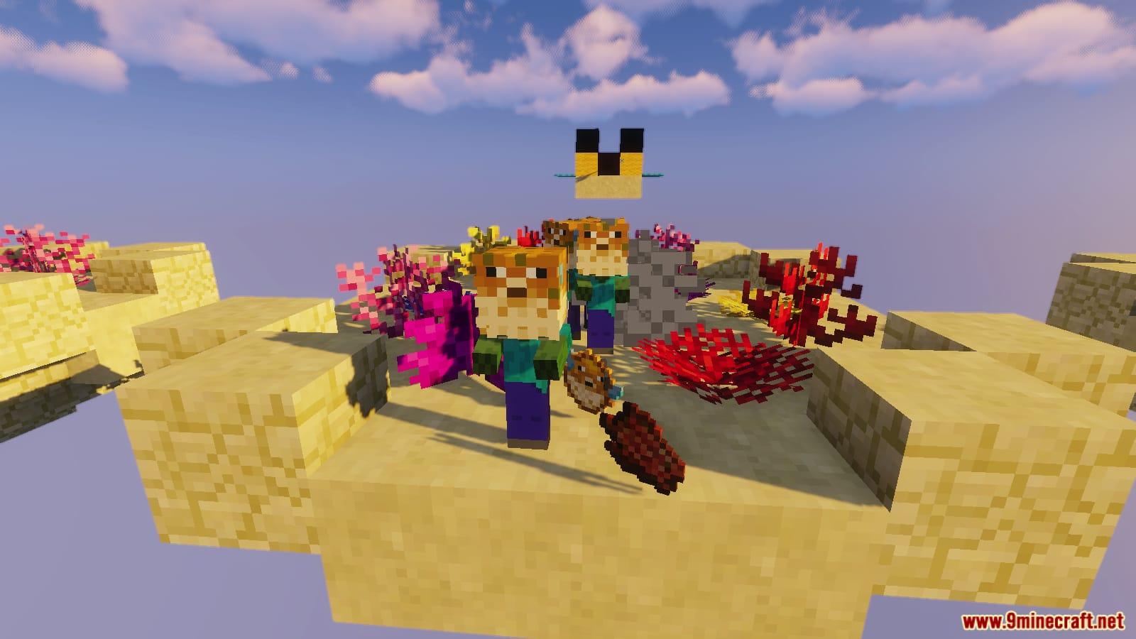 Pufferfish Boss Battle Map Screenshots 4