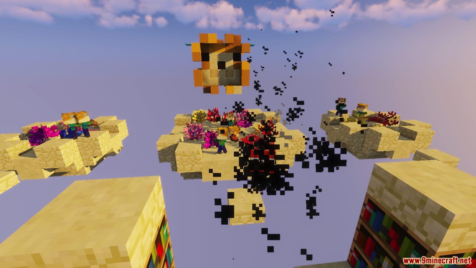 Pufferfish Boss Battle Map Screenshots 6