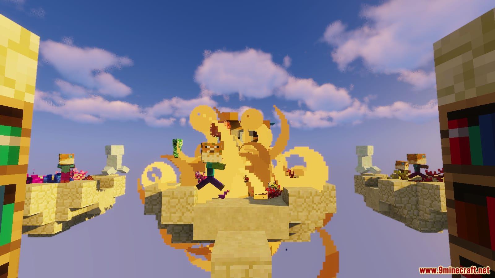 Pufferfish Boss Battle Map Screenshots 7