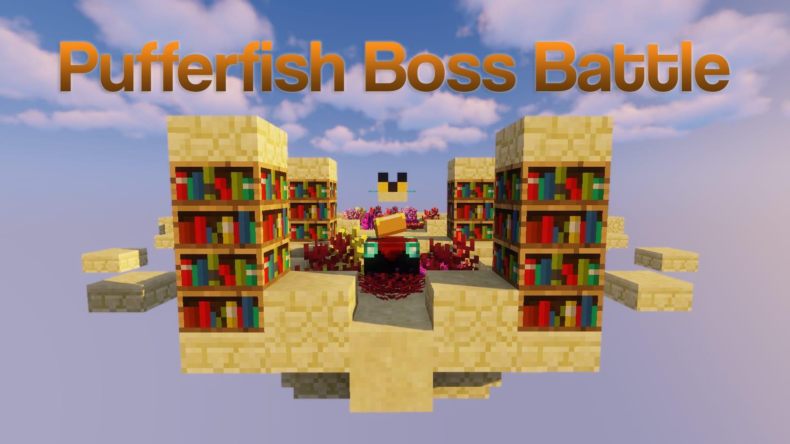 Pufferfish Boss Battle Map Thumbnail