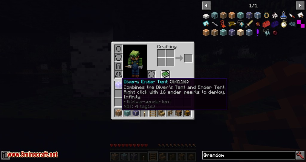 Random Tool Kit mod for minecraft 09
