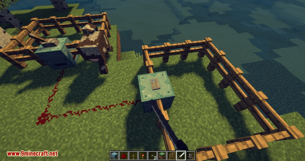 Random Tool Kit mod for minecraft 11