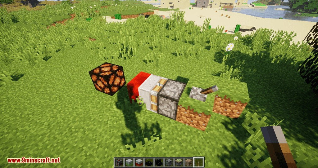 RedstonePlusPlus mod for minecraft 01
