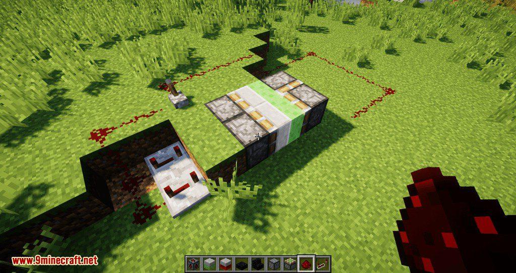 RedstonePlusPlus mod for minecraft 03