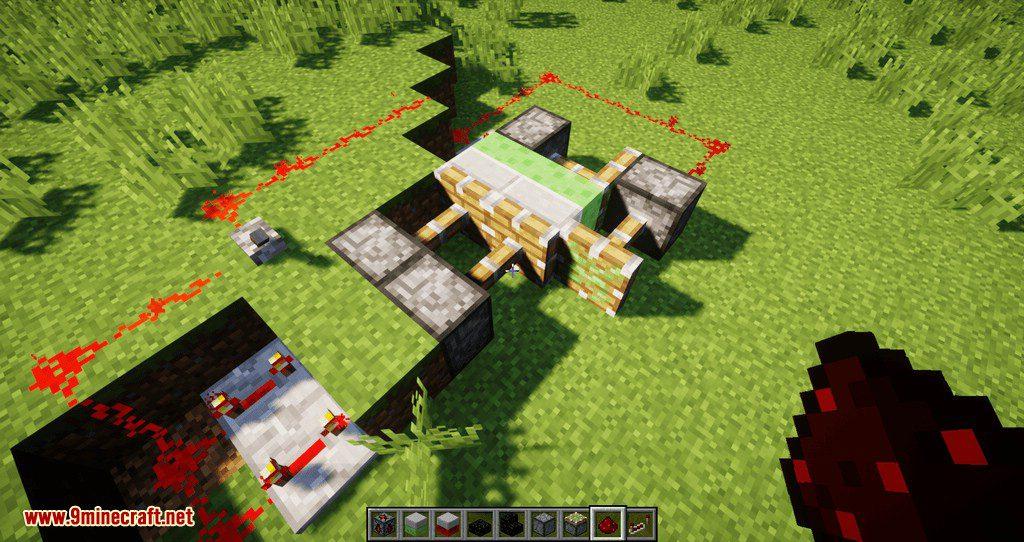 RedstonePlusPlus mod for minecraft 04