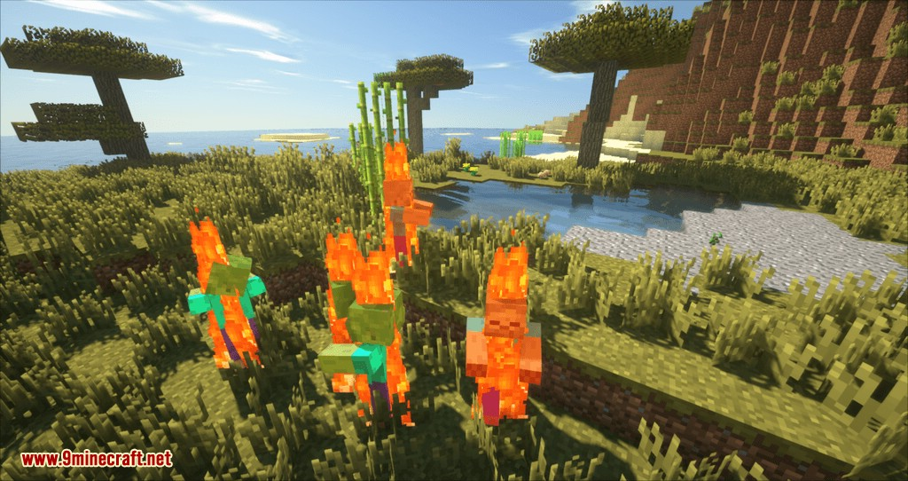 SekC Physics mod for minecraft 04