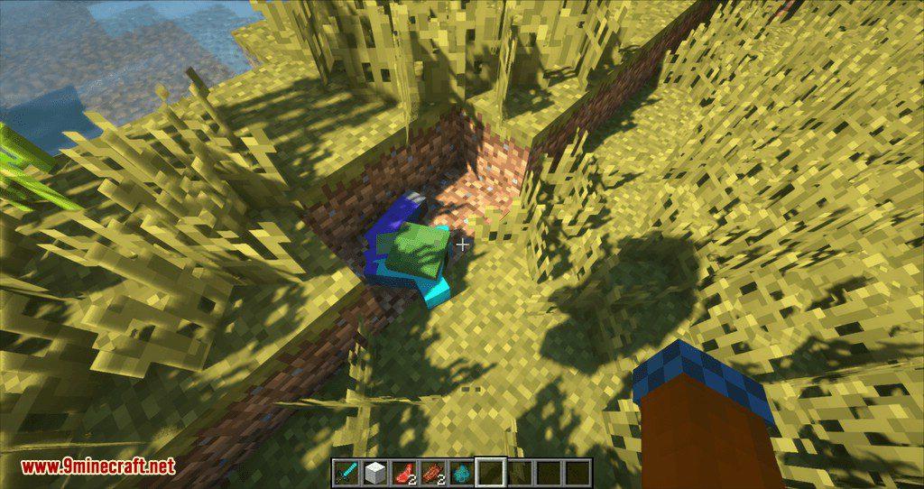 SekC Physics mod for minecraft 05