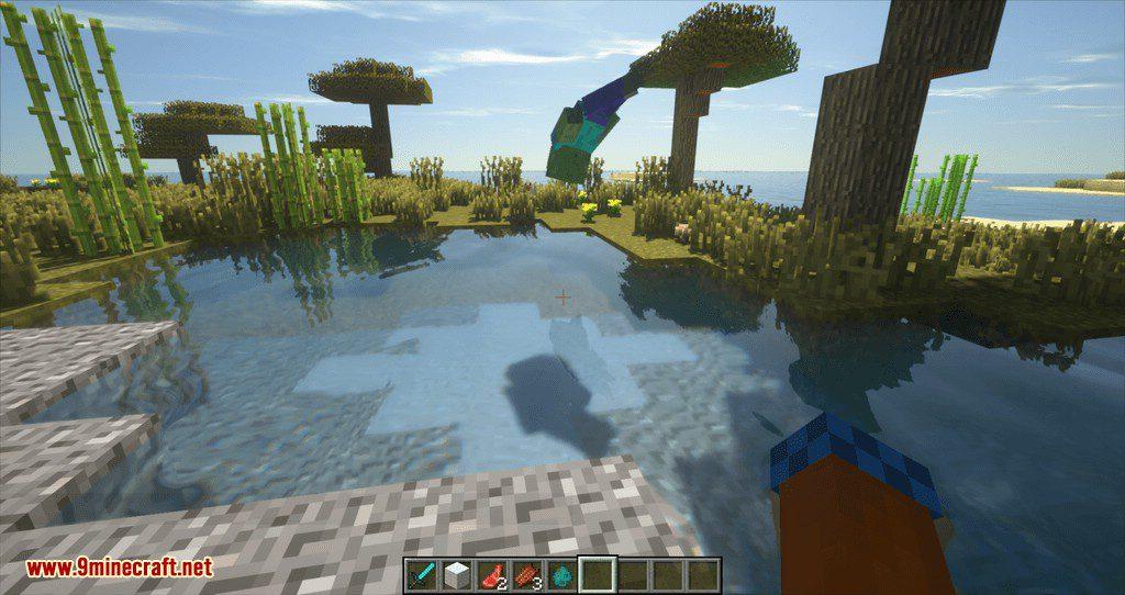 SekC Physics mod for minecraft 08