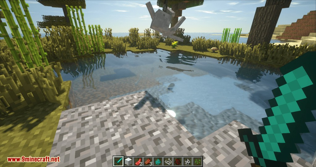 SekC Physics mod for minecraft 09