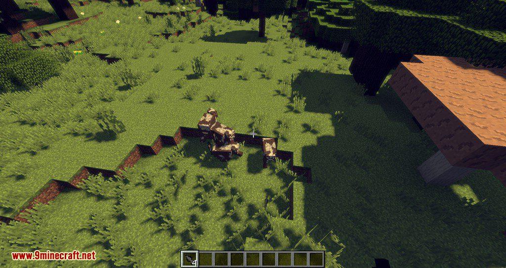 Shuriken mod for minecraft 04