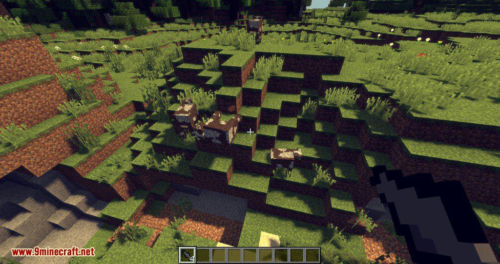 Shuriken mod for minecraft 06