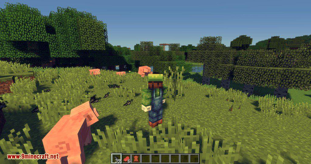 Shuriken mod for minecraft 09